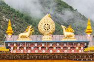 藏式寺庙图片