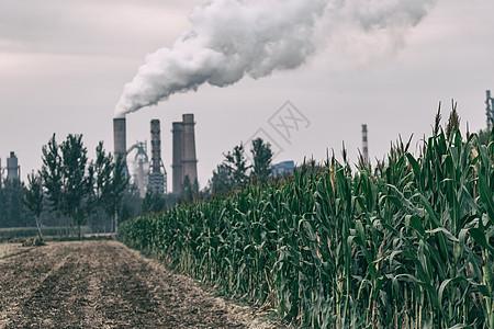 农村环境污染图片