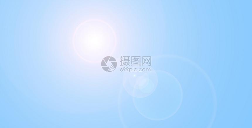 夏天天空图片太阳光晕图片光线太阳阳光蓝天图片阳光蓝天图片免费下载