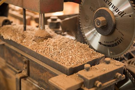 木材加工的机器 图片