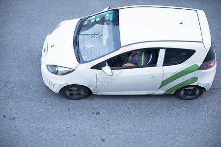 人车生活电动汽车图片