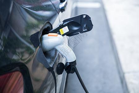 人车生活充电汽车图片