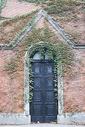 教堂建筑大门图片