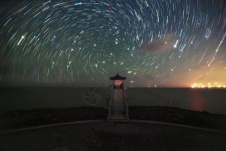 璀璨的星空图片