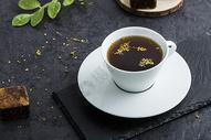 桂花黑糖姜茶图片