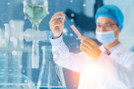 研究医疗技术的医生图片