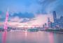 珠江夜景图片