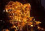 重庆洪崖洞吊脚楼建筑图片