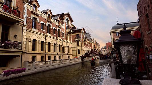 欧洲小镇图片