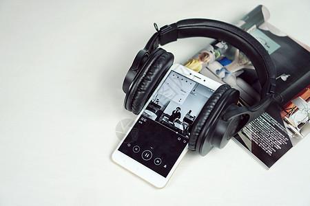 手机播放音乐图片