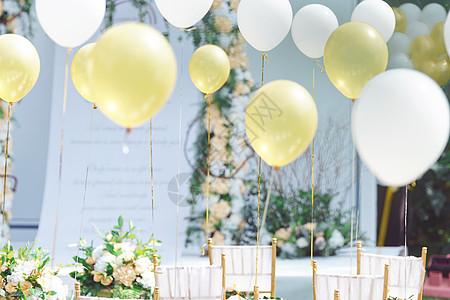 婚礼气球图片