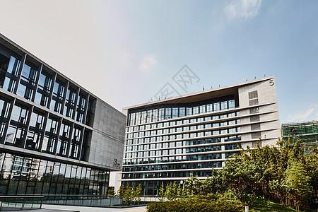 商务中心 联合办公 孵化器大厦图片