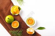 新鲜水果橘子图片