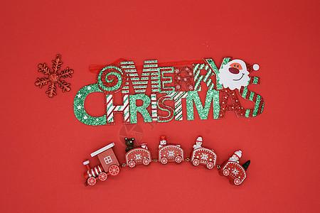 圣诞节元素圣诞牌图片