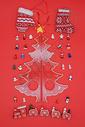 圣诞节元素圣诞树图片