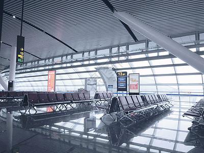广西南宁吴圩机场候机厅图片