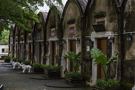 古城街景图片
