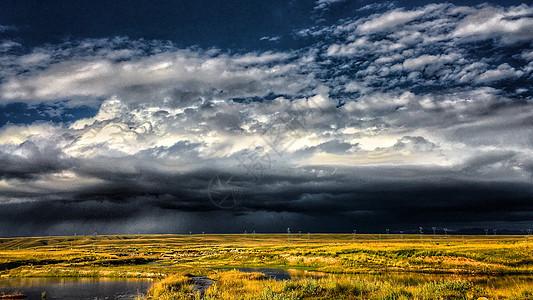 可可西里自然保护区风光图片