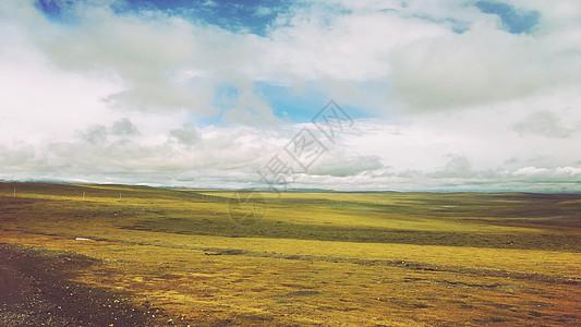 可可西里大草原风光图片