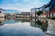 安徽宏村房子图片