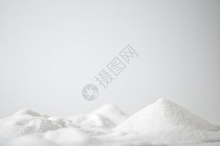 雪白色雪山背景图片