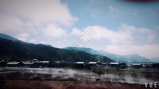 云南香格里拉风景区图片