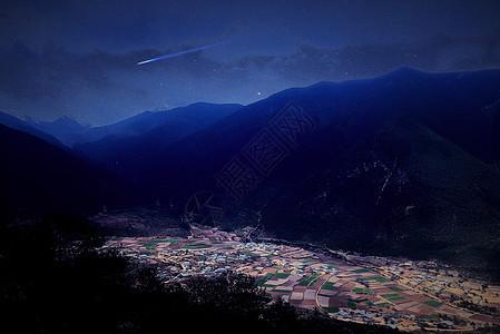 云南某个小村庄图片