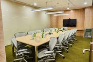办公会议室图片