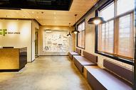 办公室休息区图片
