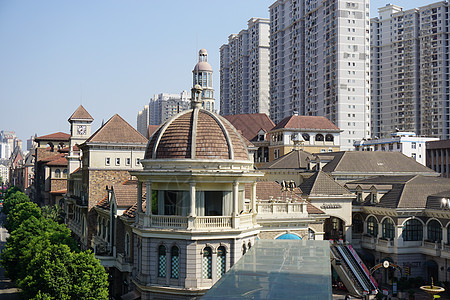 武汉光谷意大利风情街图片