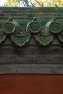 北京古建筑的墙图片