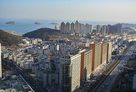 大连城市建筑风光图片