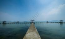 武汉城市风景东湖风光图片