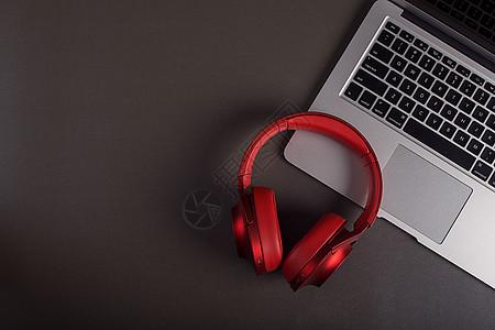 纯色办公桌面环境照片图片