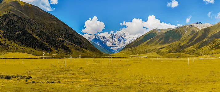 青藏公路美景图片