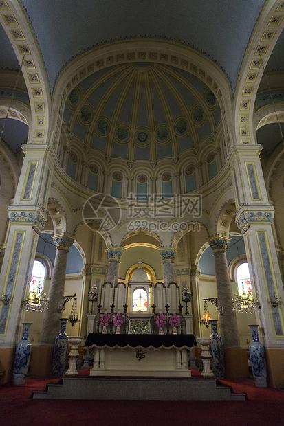 老教堂图片