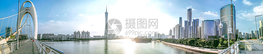 广州地标建筑全景图图片