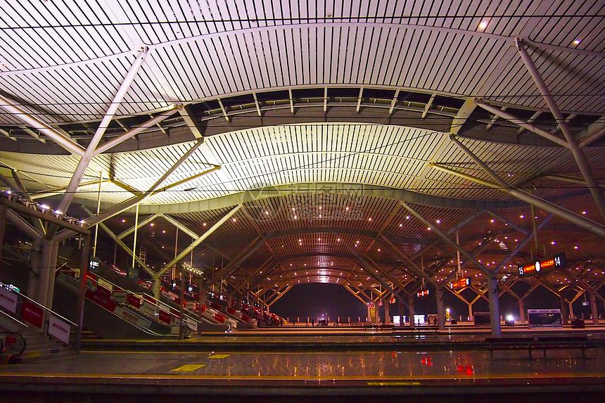 长沙西站图片