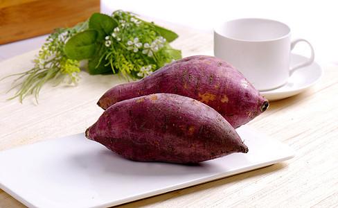 四川特产红薯地瓜图片