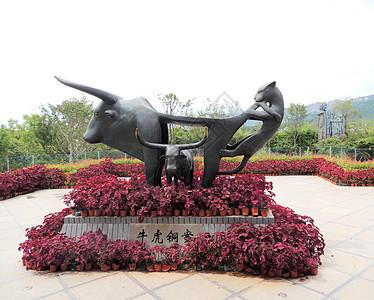 青岛世博园之云南园图片