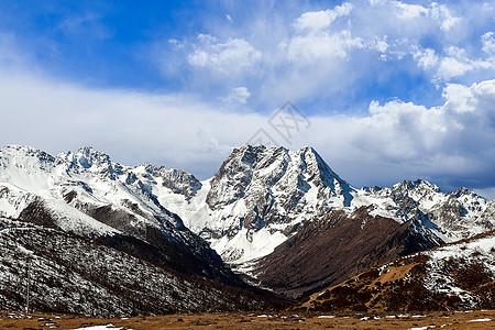 梅里雪山图片