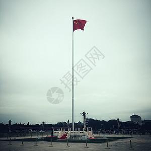 北京天安门广场国旗图片