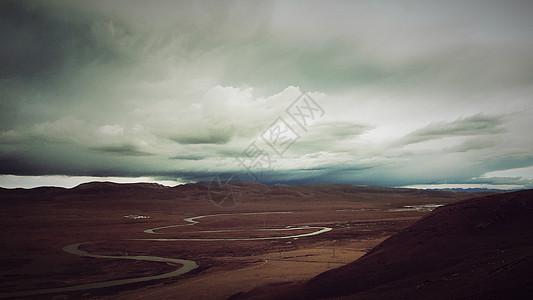 新建天山山脉独库公路图片