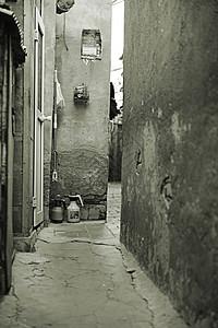 北京后海胡同巷子图片