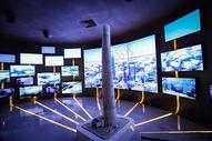上海中心展览馆内部图片