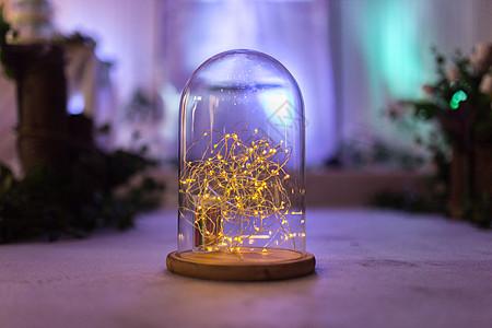 婚礼舞台灯图片