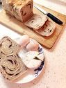 自制面包图片