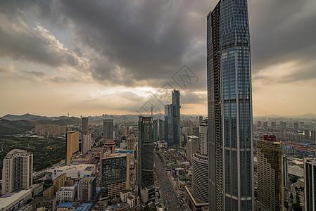 现代城大连图片