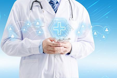 医生联系患者图片