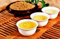 苦荞茶凉山苦荞保健茶图片